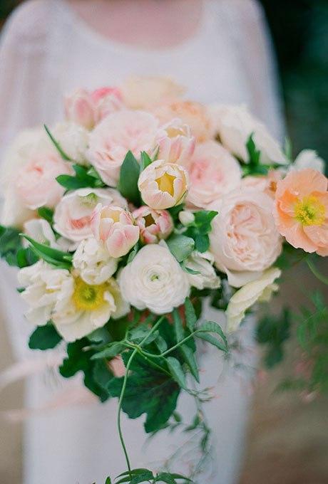 2hsbxSfV vA - 20 Весенних свадебных букетов с тюльпанами