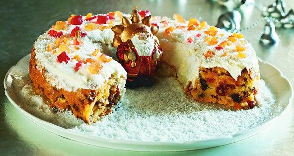 Английский кекс рецепт с фото