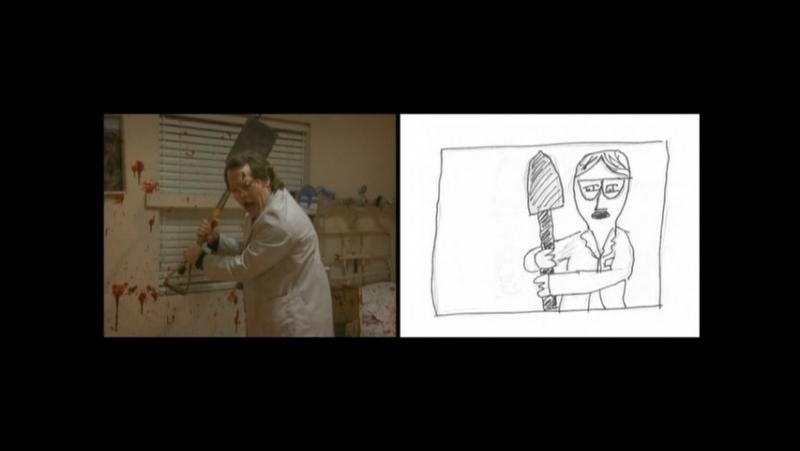Garth Marenghi's Darkplace - Storyboard