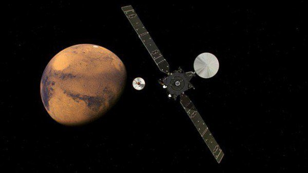 ExoMars летит на Марс 14 марта