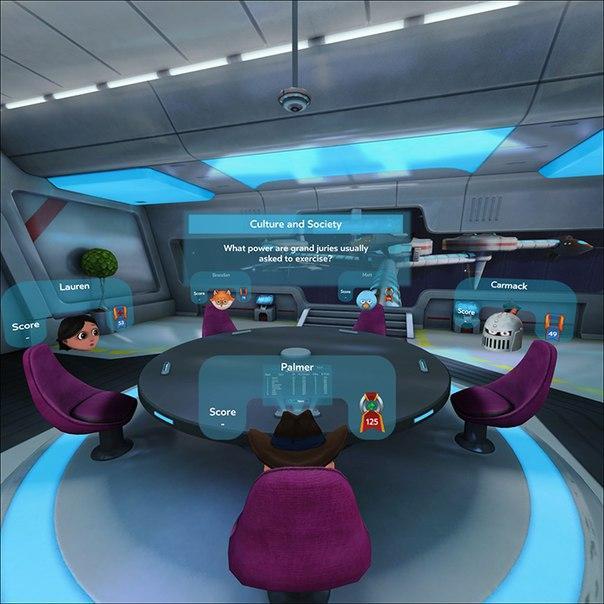 Oculus запускает социальную сеть в виртуальной реальности