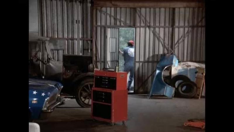 рыцарь дорог - 1 сезон 5 серия 1982