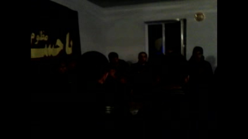 Gurcustan Dmanisi Imam Huseyin Ucun Hazirlanmiw