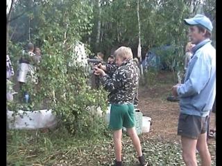 25 июля-05 августа 2013 г.Военно-спортивный лагерь или ЛАГЕРЬ ВЫЖИВАНИЯ в лесах близ г.Гурьевска,Кемеровской области