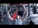 Тренировка для новичка Грудные и Трицепс (День 1) Бодибилдинг, мотивация, пауэрлифтинг, качалка, тренировки, трени, тренинг, нак