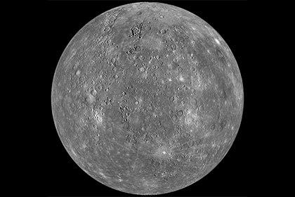 Орбиту Меркурия объяснили прыжками древнего Юпитера