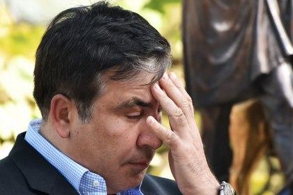 Саакашвили рассказал о страхах Яценюка