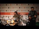 Мастер-класс Грег  (барабаны) Сергей Полянский (гитара) 2015 г (импровизация)