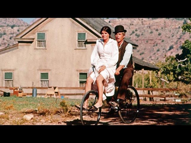 Butch Cassidy and the Sundance Kid Rain Drops Keep Falling on My Head