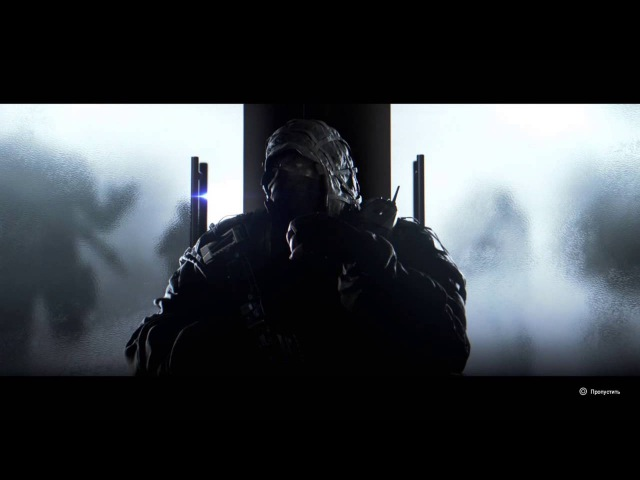 Tom Clancy's Rainbow Six® Siege видео оперативника KAPKAN