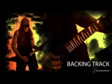 backing track epic dark metal in A minor scale