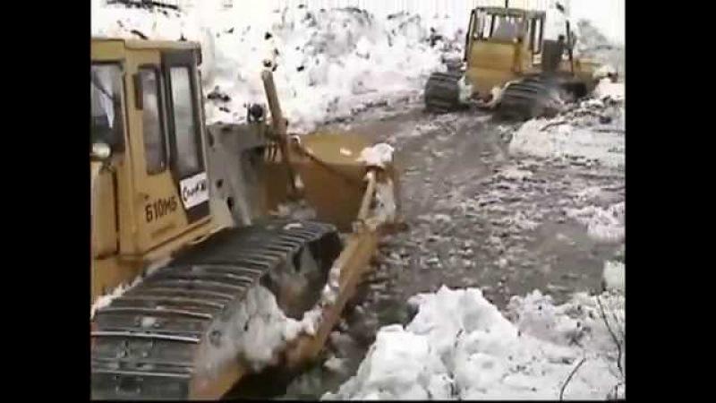 Трайкан Велл Сервис Зимник Сузун Ванкор