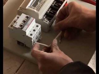 Электрика в квартире и доме своими руками (9) Монтаж распределительного щита - Сервал Груп