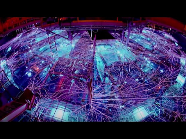 The Z Machine - Can We Make A Star? - BBC