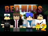 Bed Wars #2   Қазақша   Жеңіліп қалдық!!!/ORKA[09]