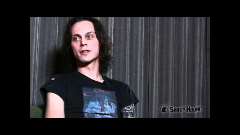 ShockHound - Shock TV - Interview HIM Part 2 (2008)