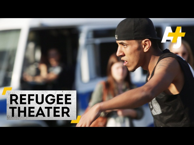Anti-Immigrant Backlash Sparks Refugee Theater In Berlin, Germany