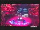Anna Oxa Senza pietà Sanremo 1999