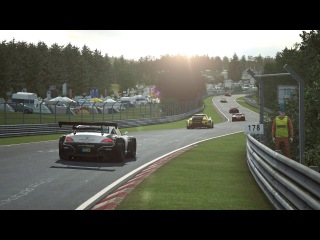 RaceRoom   Big Grid @ Nordschleife - Pure Sound