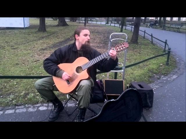Niesamowity gitarzysta! (Brilliant guitarist) Mariusz Goli 2014