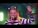 Ella Marie synger 'Hvem vil ikke gerne være kat' fra filmen Aristocats – Voice Junior Finale