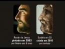 Mediunidade - Rosto de Jesus é recriado por criança antes dos Cientistas