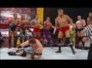 (Wrestling Premium) John Cena & Randy Orton battle the entire Raw roster: Raw, March 17, 2008