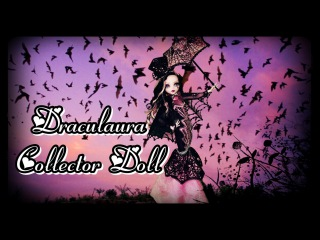 Monster High Draculaura Collector