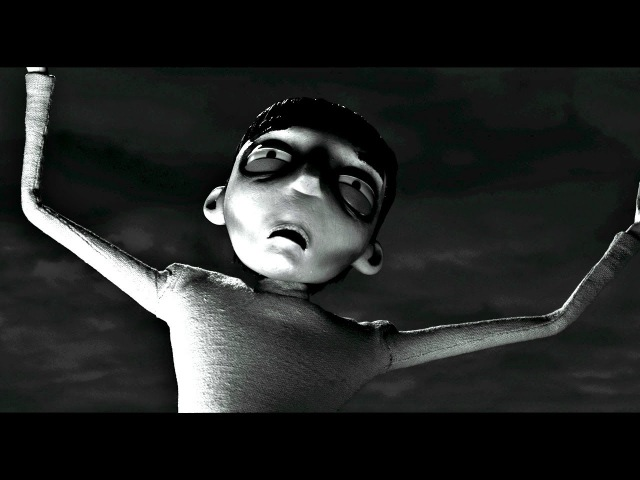 Rise From Your Tomb! Tim Burton's Frankenweenie Remixed