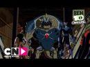 Всемогущее ограбление | Бен 10: Омниверс | Cartoon Network