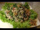 Баклажановый салат - Рецепт