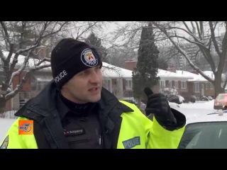 Полиция Торонто говорит по-русски-6. Toronto Police Speaks Russian 6