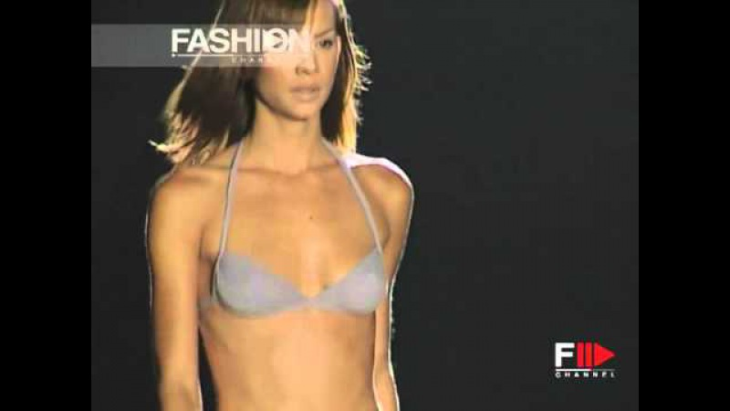 La Perla Underwear Spring Summer 2002 2 of 2 Milan Pret a Porter by Fashion Channel