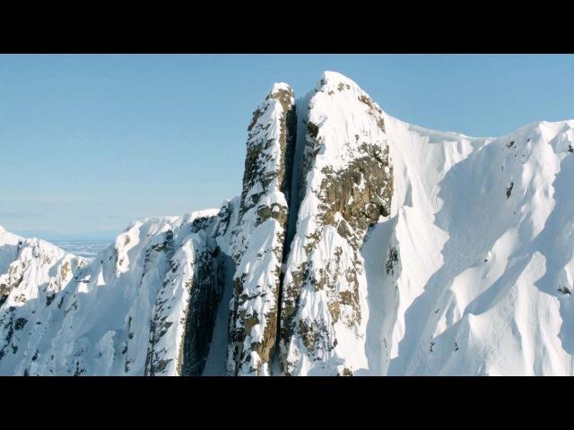 Best Ski Line of 2014 - Cody Townsends Epic Chute