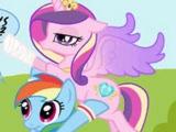 Мой Маленький Пони! Игра Бросать Каденс! Cadence Throw! Игры для Девочек Бесплатно онлайн! #игры