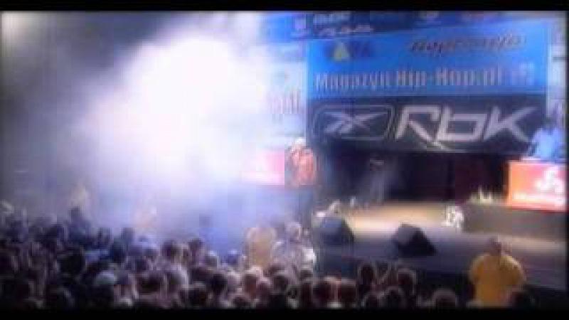Paktofonika - Pożegnalny koncert - Spodek 21.03.2003 - Całość. HQ
