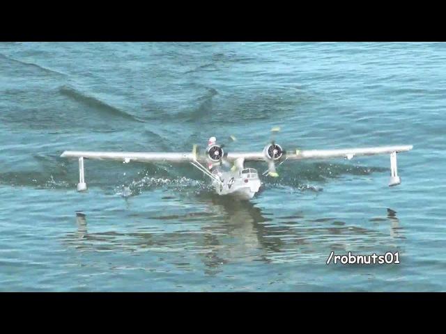 Dynam PBY Catalina water maiden