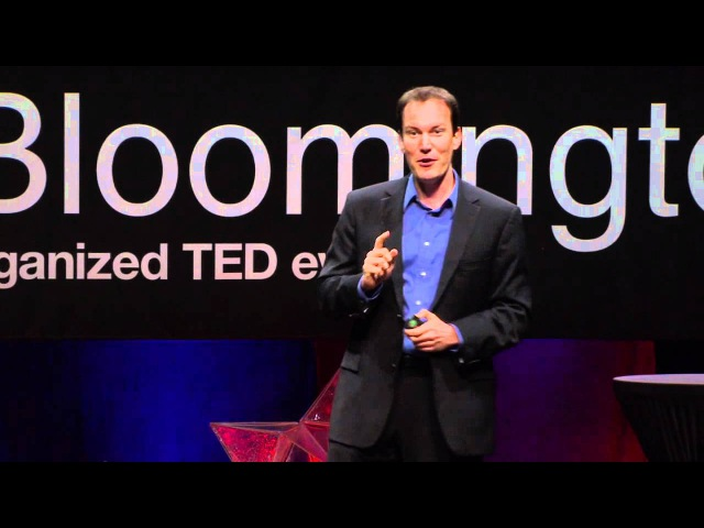 TEDxBloomington - Shawn Achor - The Happiness Advantage Linking Positive Brains to Performance