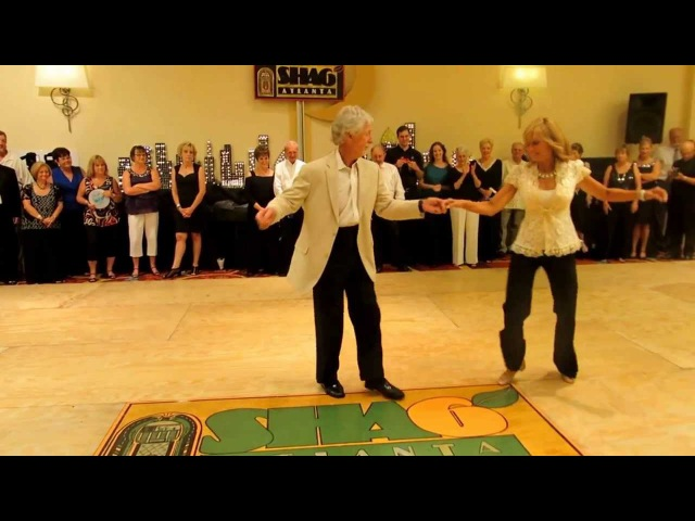 Jackie McGee and Charlie Womble Spotlight Dance July 13, 2013
