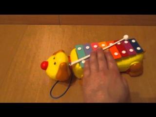 Детские игрушки - Ксилофон, барабан, гармошка, гитара, синтезатор (kidtoy.in.ua)