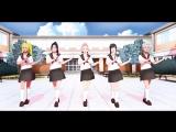 [MMD NARUTO] Sexy Love Naruko, Sasuko, Sakura, Hinata and Kabuto