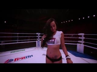 Ринг-герл М-1 Анжелика Андерсон M-1 Ring-girl Angelica Anderson