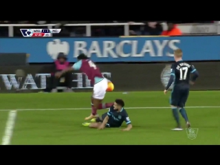 Футбол. Английская Премьер - лига 2015/16. 23 тур. West Ham United - Manchester City