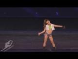 Кейси Райс - Энергичный танец девочки !!!