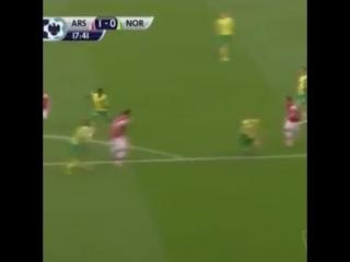 Футбол_ Крутые моменты #9 (6 sec)