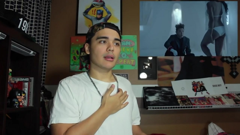 BIGBANG - LOSER MV SOLO CLIP T.O.P (JREKML Reaction)