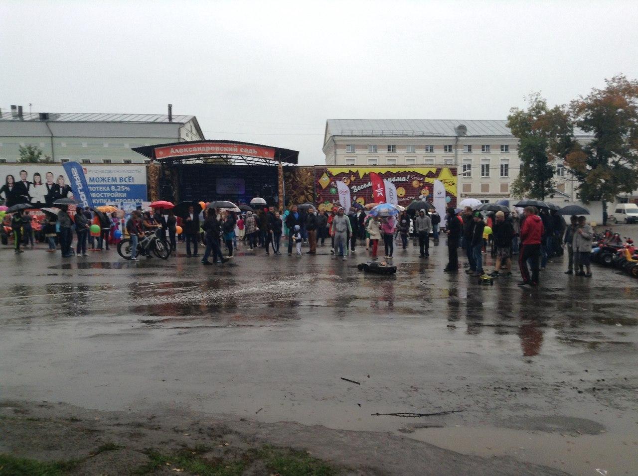 Город Киров фото