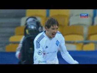 Динамо Киев 1-0 Маккаби Тель-Авив | 16' Денис Гармаш