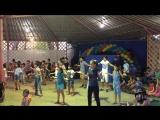 детский лагерь Береке