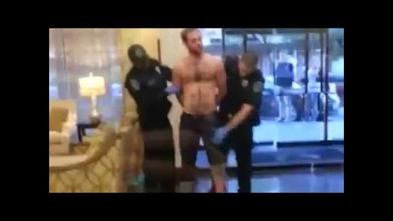 Police officer mistakes mans Penis for Deadly Weapon .... LOL (Viral)